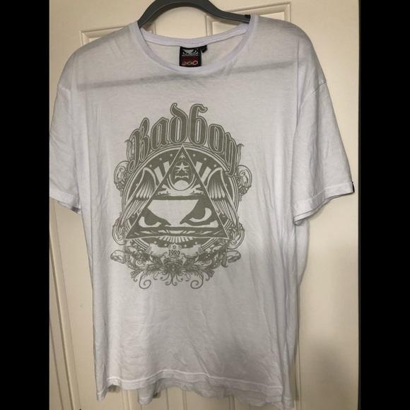 badboy Other - Badboy designer white XXL shirt